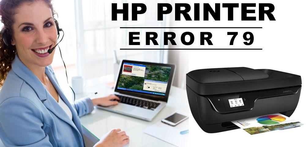 How to Fix HP Printer Error 79