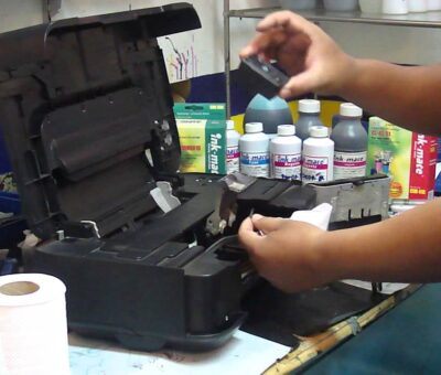 Ink Cartridge Cannot Be Recognized Error