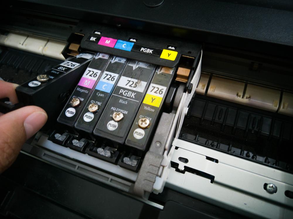 Printer is Not Printing Black