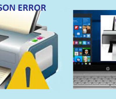 Epson Error Code 0x9d