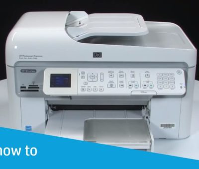 HP Printer Error 0x610000f6