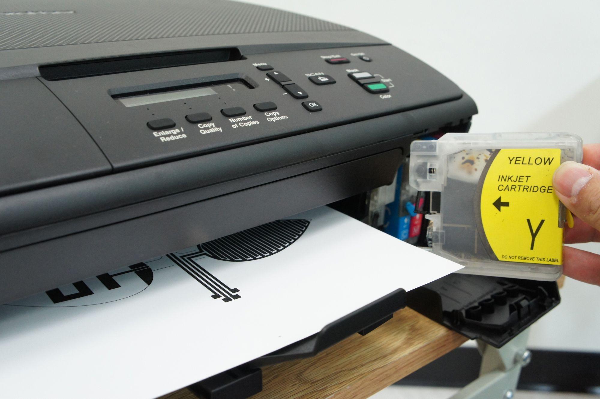 Brother Printer Error 5a