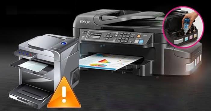 Epson Printer Error e-01
